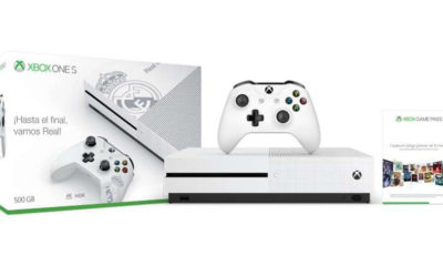 Real Madrid Xbox One S