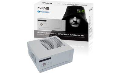 GALAX anuncia SNPR GTX 1060, una solución con tarjeta gráfica externa 34