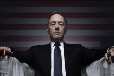 Adiós a House of Cards por el escándalo sexual de Kevin Spacey