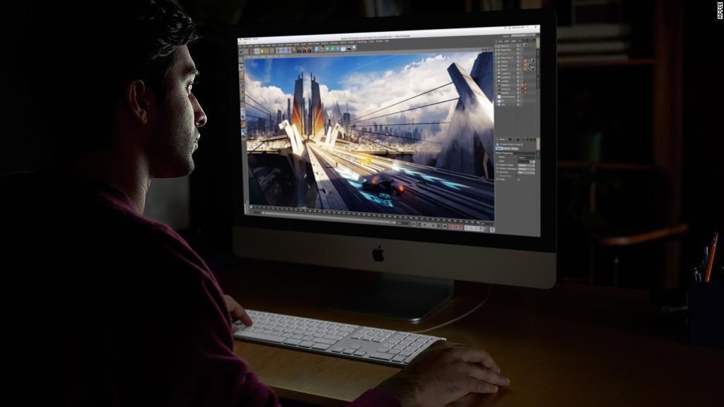 El iMac Pro contará con un SoC A10 Fusion (CPU ARM) 29