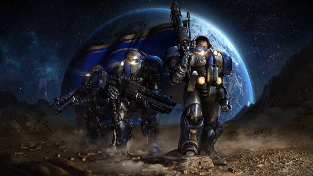 La inteligencia artificial no puede vencer a los humanos en Starcraft 28