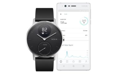 Nokia relanza el Withings Steel HR bajo su propia marca 146