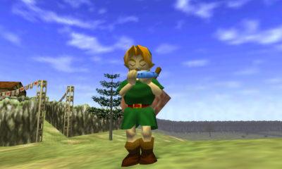 Asi luce The Legend of Zelda: Ocarina of Time bajo Unreal Engine 4 114