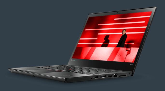 Lenovo trae a España los ThinkPad A con hardware AMD 37