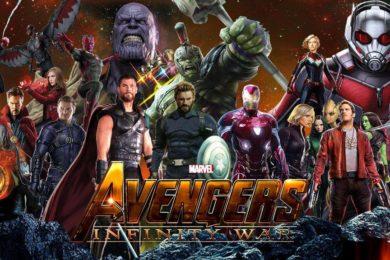 Tráiler oficial de Vengadores: Infinity War, llegará el 27 de abril de 2018