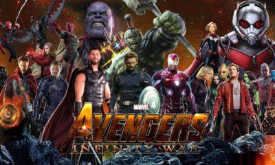 Tráiler oficial de Vengadores: Infinity War, llegará el 27 de abril de 2018 80