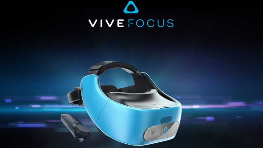 HTC elimina cables y PCs con Vive Focus