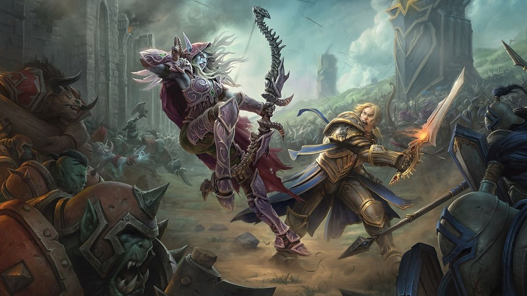 Warcraft: Battle for Azeroth, nueva expansión para World of Warcraft 31