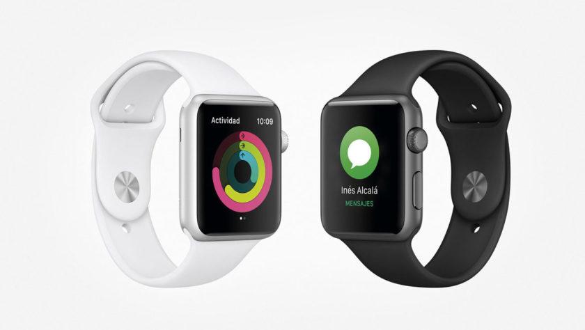 Apple alcanza el liderato en wearables gracias al Watch series 3