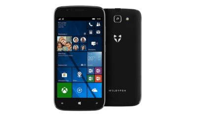 Wileyfox Pro Windows 10 Mobile, un terminal orientado al sector profesional 50