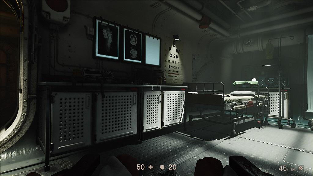 Wolfenstein II The New Colossus para PC, análisis 42