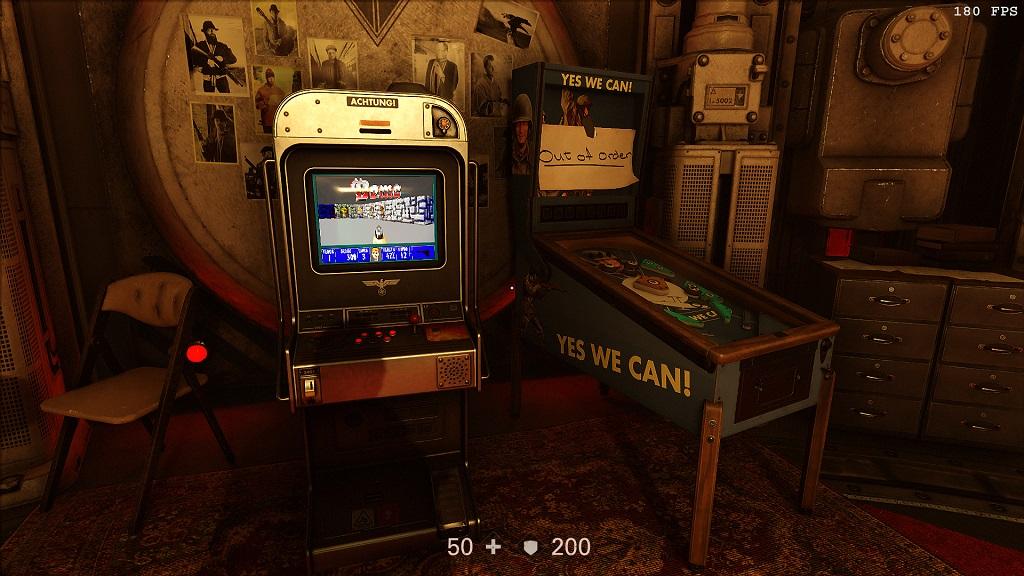 Wolfenstein II The New Colossus para PC, análisis 44