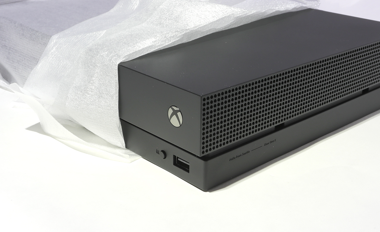 Análisis de Xbox One X ¿Qué dicen los medios? 31