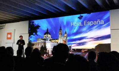 Ya es oficial, Xiaomi se estrena en España con un evento por todo lo alto 74