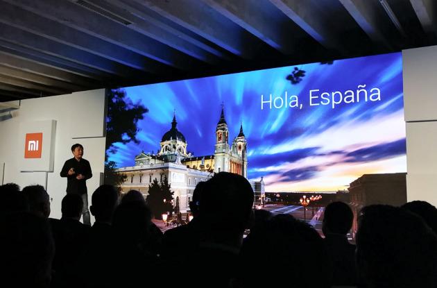 Ya es oficial, Xiaomi se estrena en España con un evento por todo lo alto