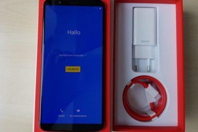 Saluda al OnePlus 5T, imágenes oficiales y especificaciones completas