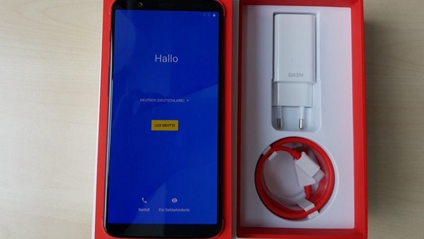 Saluda al OnePlus 5T, imágenes oficiales y especificaciones completas 28