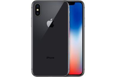Algunos iPhone X se ven afectados por una raya verde en la pantalla