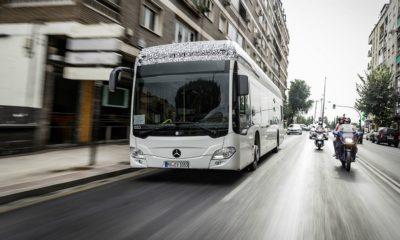 Mercedes apuesta por los autobuses eléctricos para 2018 30