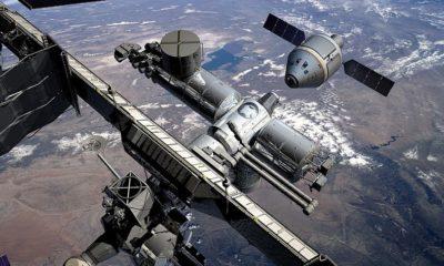 Identificada una bacteria desconocida en el exterior de la ISS 45