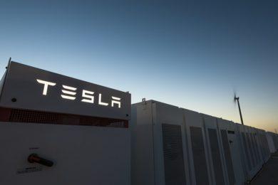 Tesla ha finalizado la construcción de la batería más grande del mundo