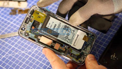 Smartphones con cámara de vapor en 2019, Samsung sería el primero
