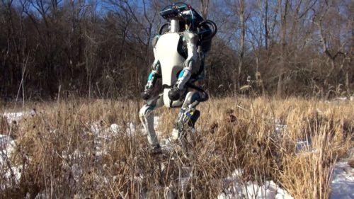 Atlas ahora puede saltar como un atleta, tiene más agilidad que un humano medio