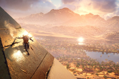 Análisis Assassin's Creed: Origins (Xbox One S)