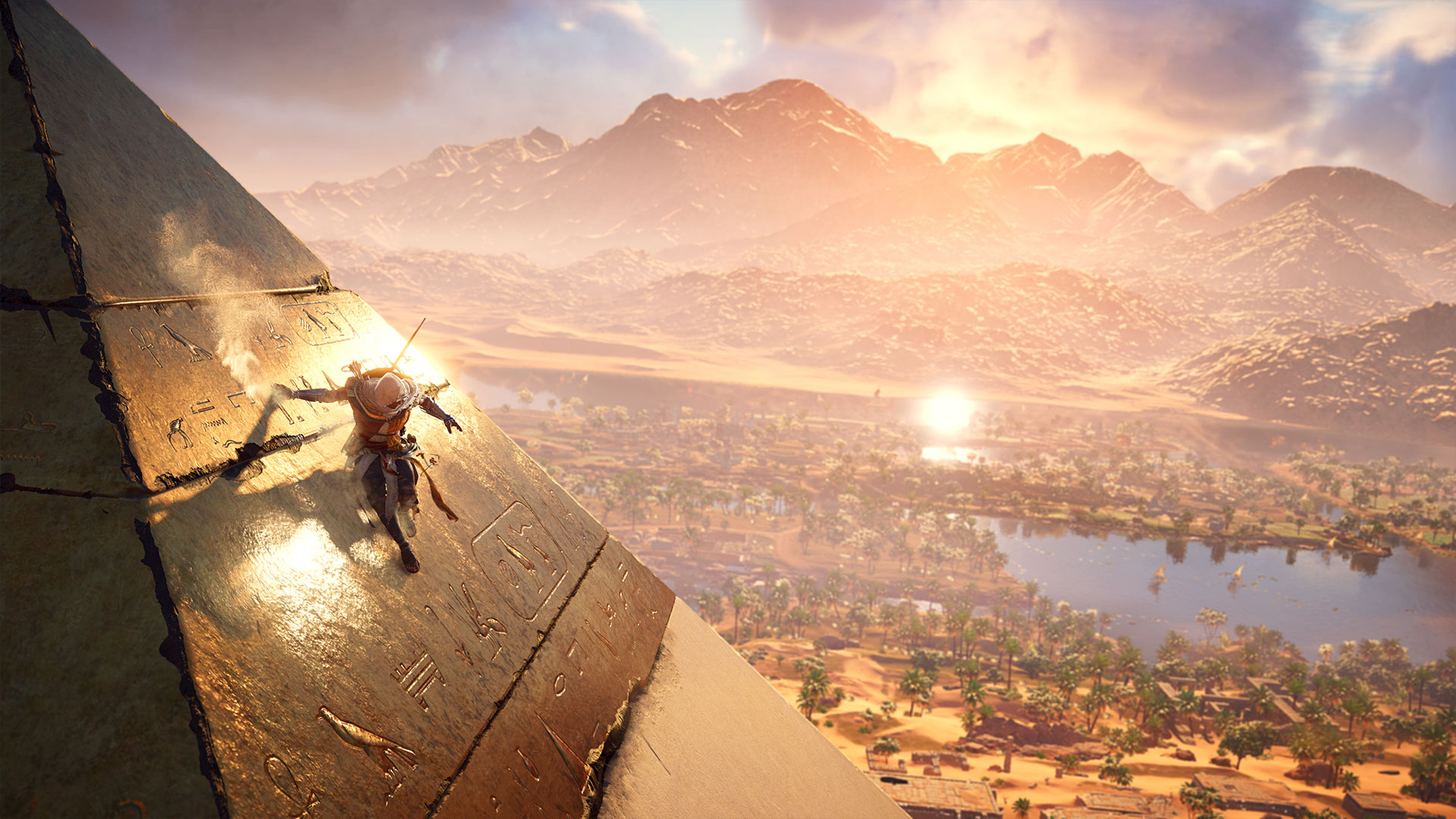 Análisis Assassin's Creed: Origins (Xbox One S) 28