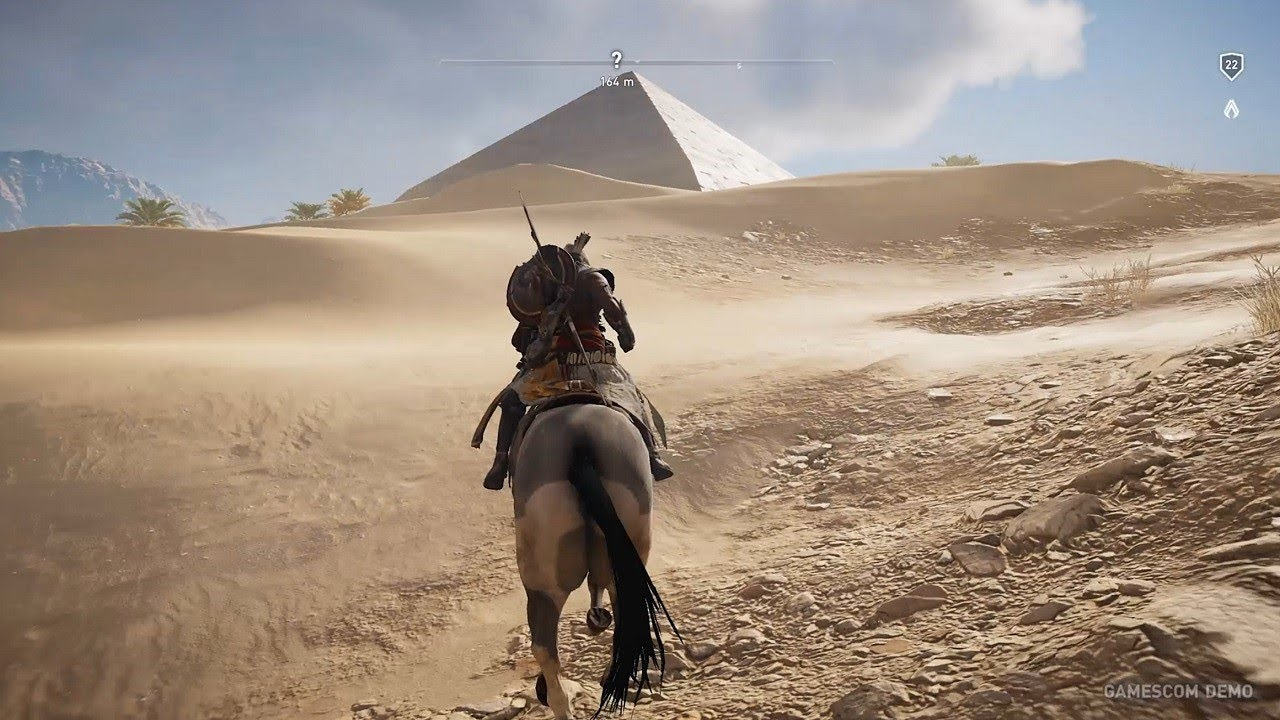 Análisis Assassin's Creed: Origins (Xbox One S) 32