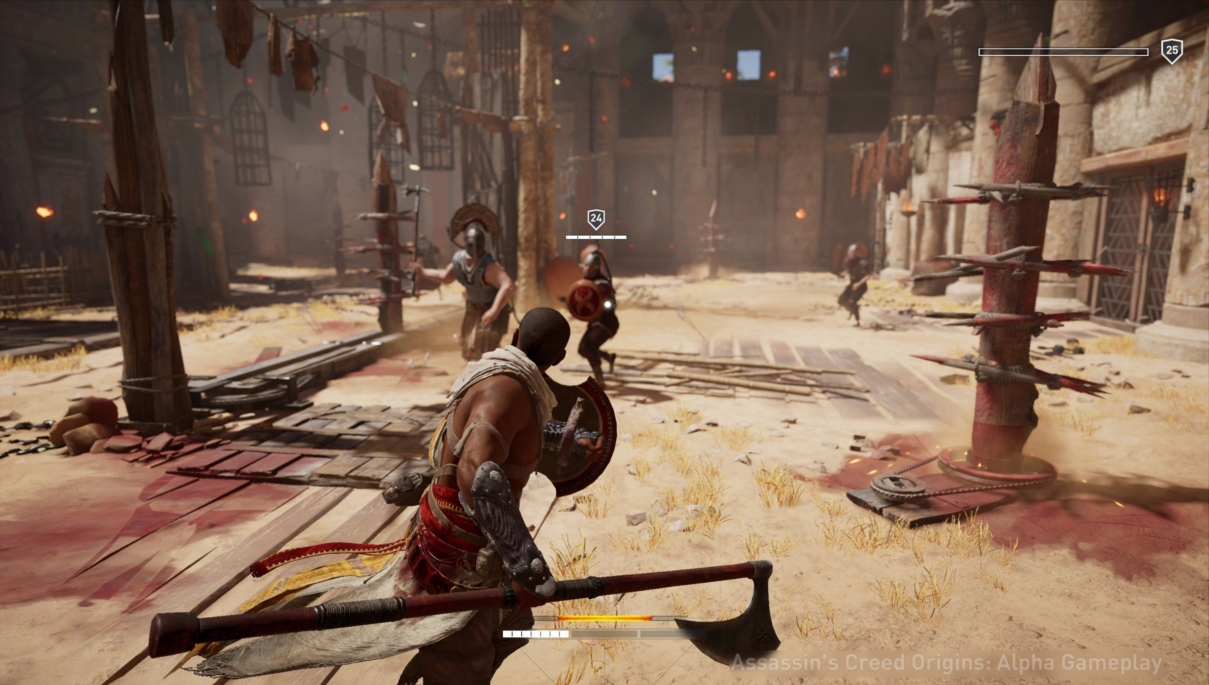 Análisis Assassin's Creed: Origins (Xbox One S) 34