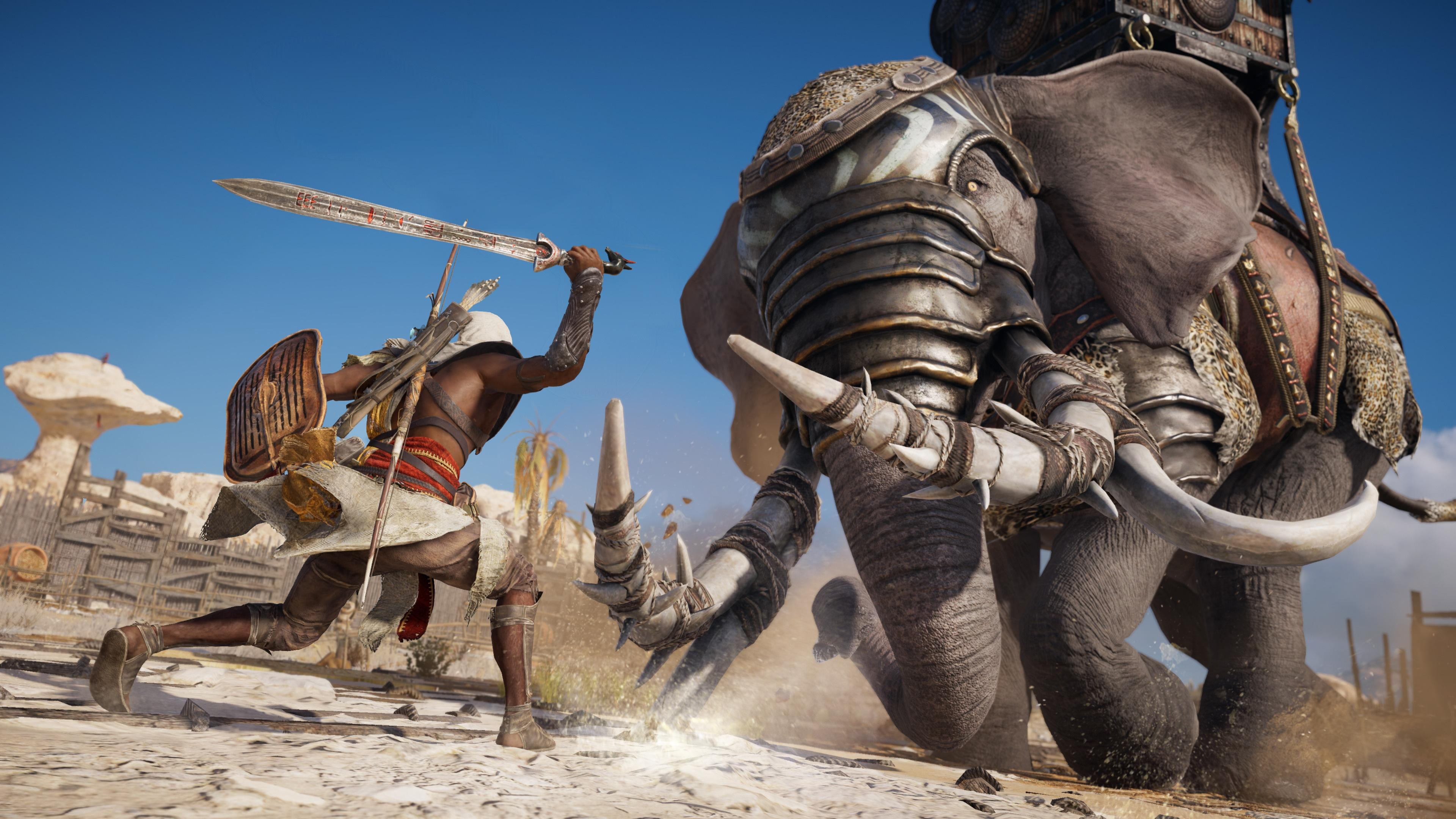 Análisis Assassin's Creed: Origins (Xbox One S) 36
