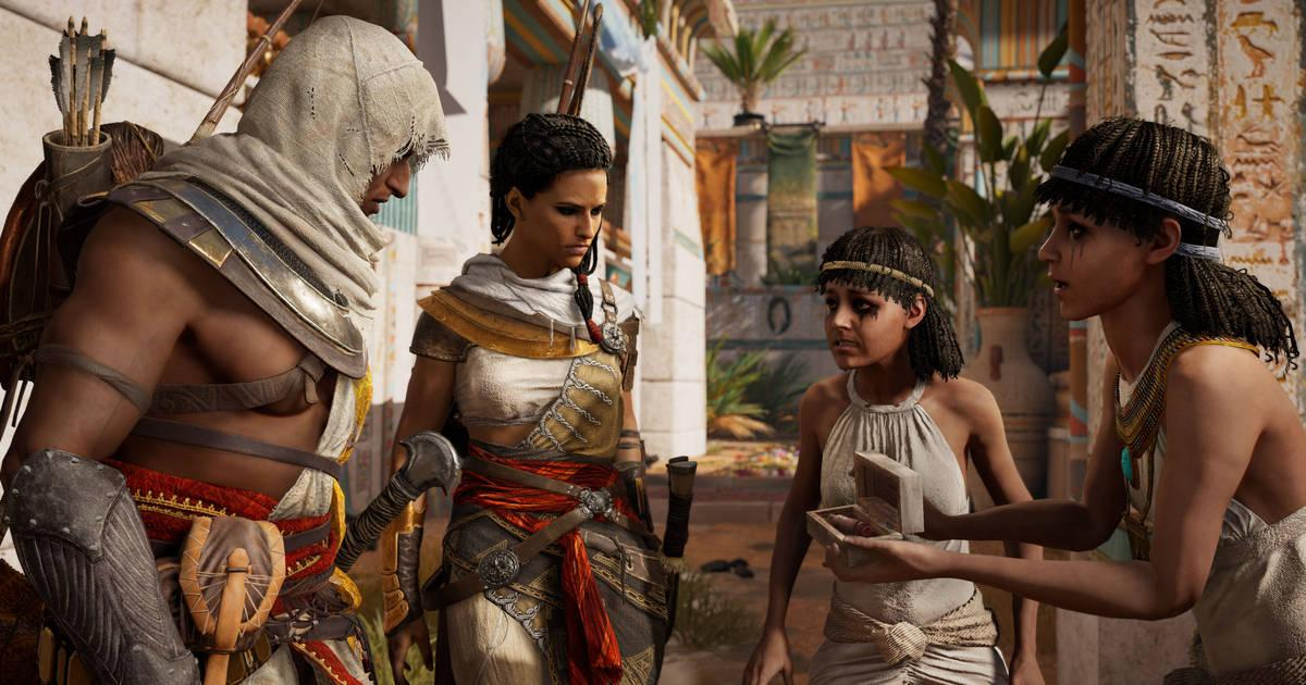 Análisis Assassin's Creed: Origins (Xbox One S) 38