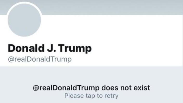 Empleado de Twitter desactiva la cuenta de Donald Trump 39