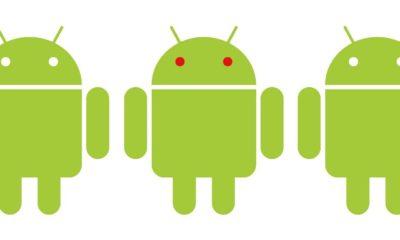 Android ha sido el objetivo principal del malware en 2017 107