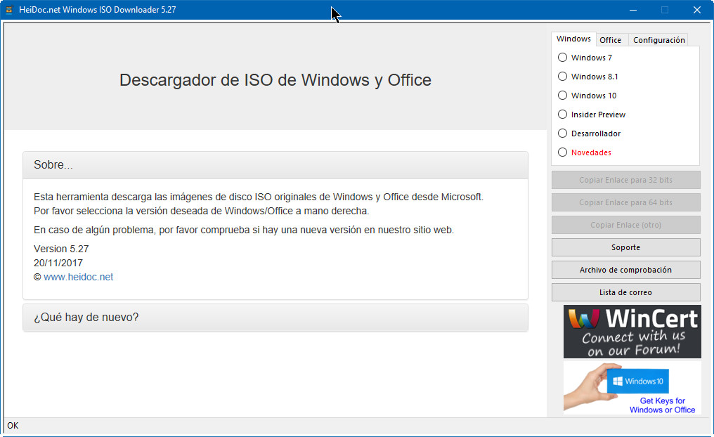 descargar Windows