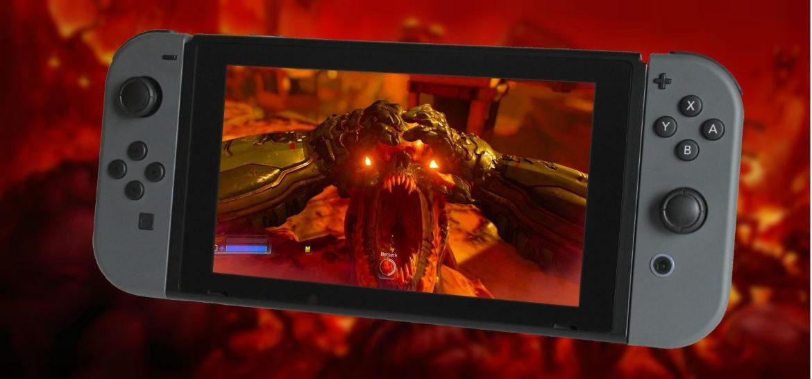 DOOM para Nintendo Switch, análisis