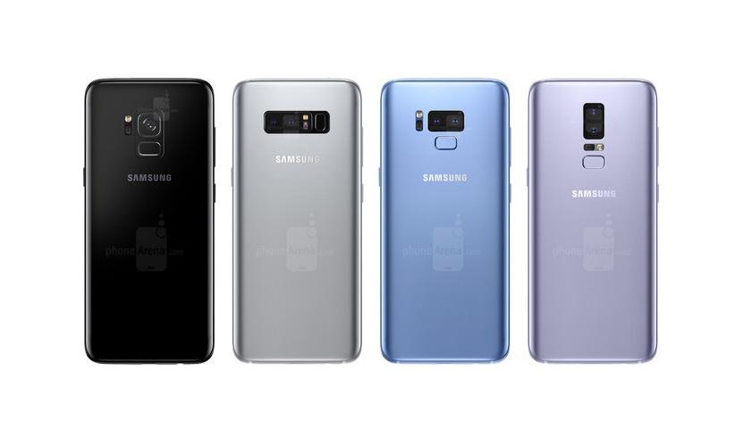 El Galaxy S9 podría llegar antes de lo esperado, sin lector de huellas en la pantalla 28