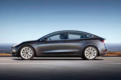 Ya conocemos de forma oficial la autonomía que ofrece el Tesla Model 3