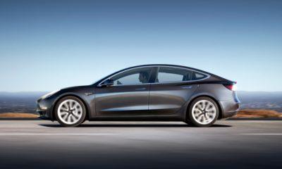 Ya conocemos de forma oficial la autonomía que ofrece el Tesla Model 3 267