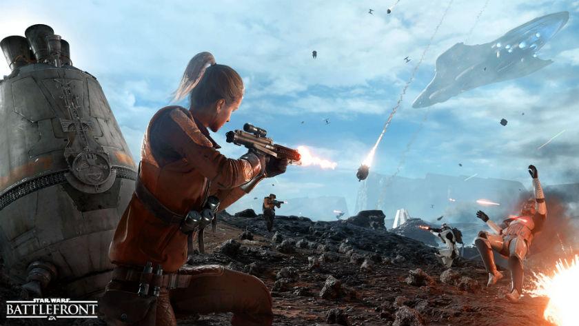 Star Wars Battlefront 2, análisis PC 34