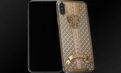 Caviar anuncia un iPhone X personalizado con un precio de 34.200 euros 29
