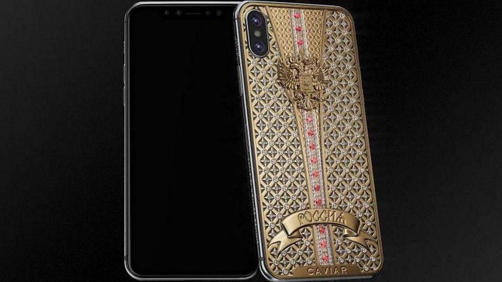 Caviar anuncia un iPhone X personalizado con un precio de 34.200 euros 28