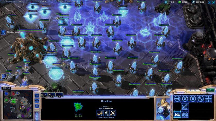 Ya puedes jugar gratis a Starcraft II, requisitos completos