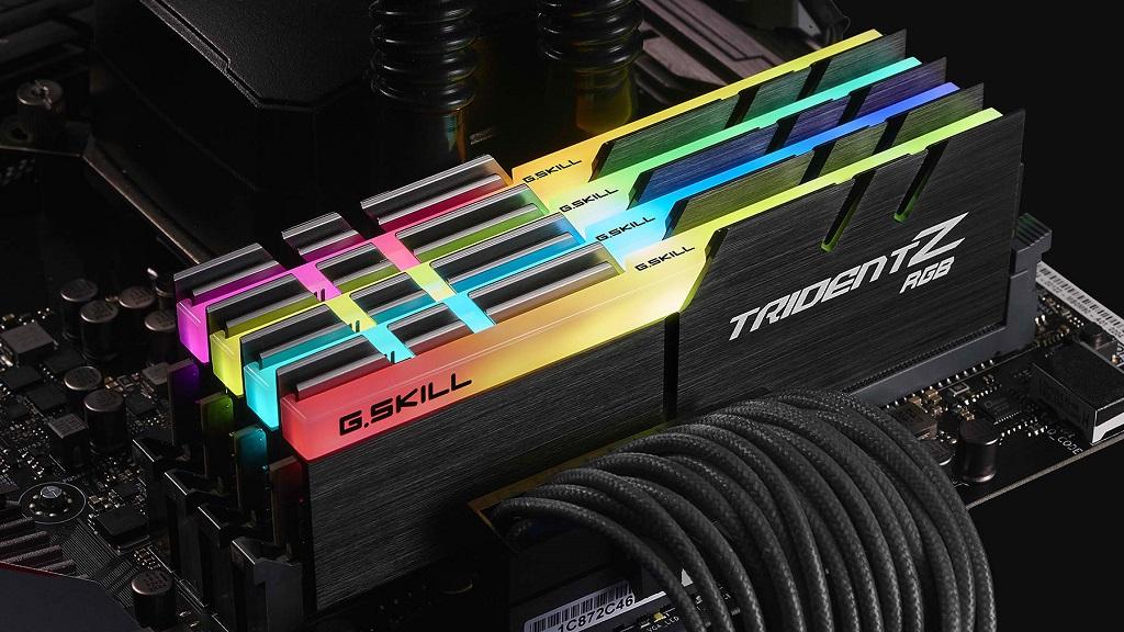 G.Skill anuncia kits Trident Z RGB a 4.266 MHz con latencias muy ajustadas 30