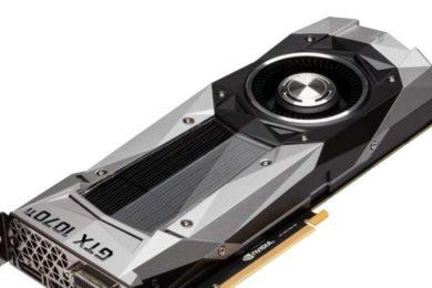 Primeros análisis de rendimiento de la GTX 1070 TI de NVIDIA