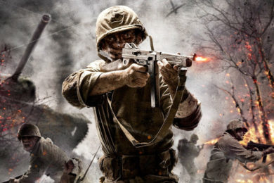 Call of Duty WWII, análisis PC