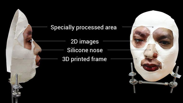 Logran engañar a Face ID utilizando una máscara 33