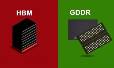 Samsung anuncia su primer módulo de memoria GDDR6 63