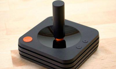 Primeras imágenes del mando de la Ataribox, casi como el original 42
